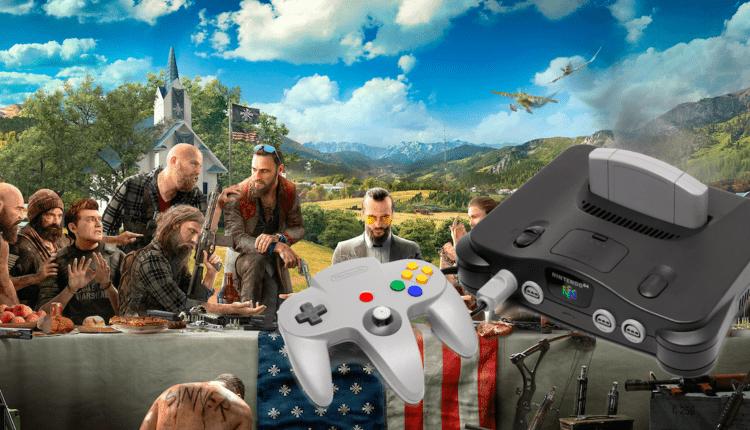 Fan de FarCry recrea un juego de culto de Nintendo 64