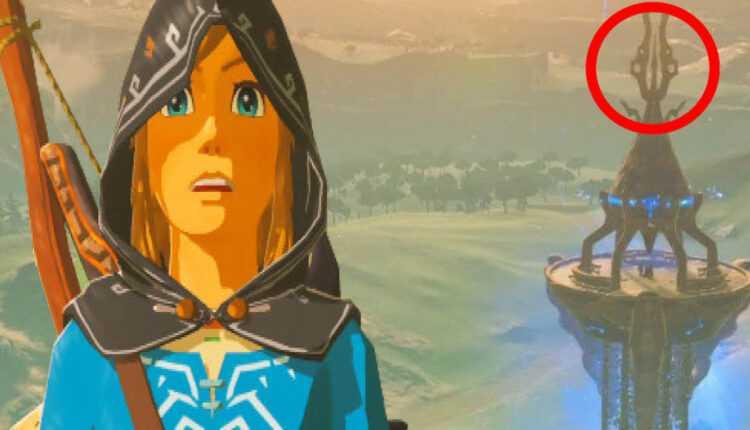 Breath of the Wild: este jugador ha logrado encontrar un nuevo secreto sobre un pueblo misterioso