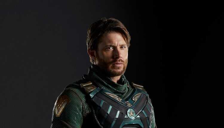The Boys temporada 3: Jensen Ackles se revela a sí mismo con el disfraz de Soldier Boy