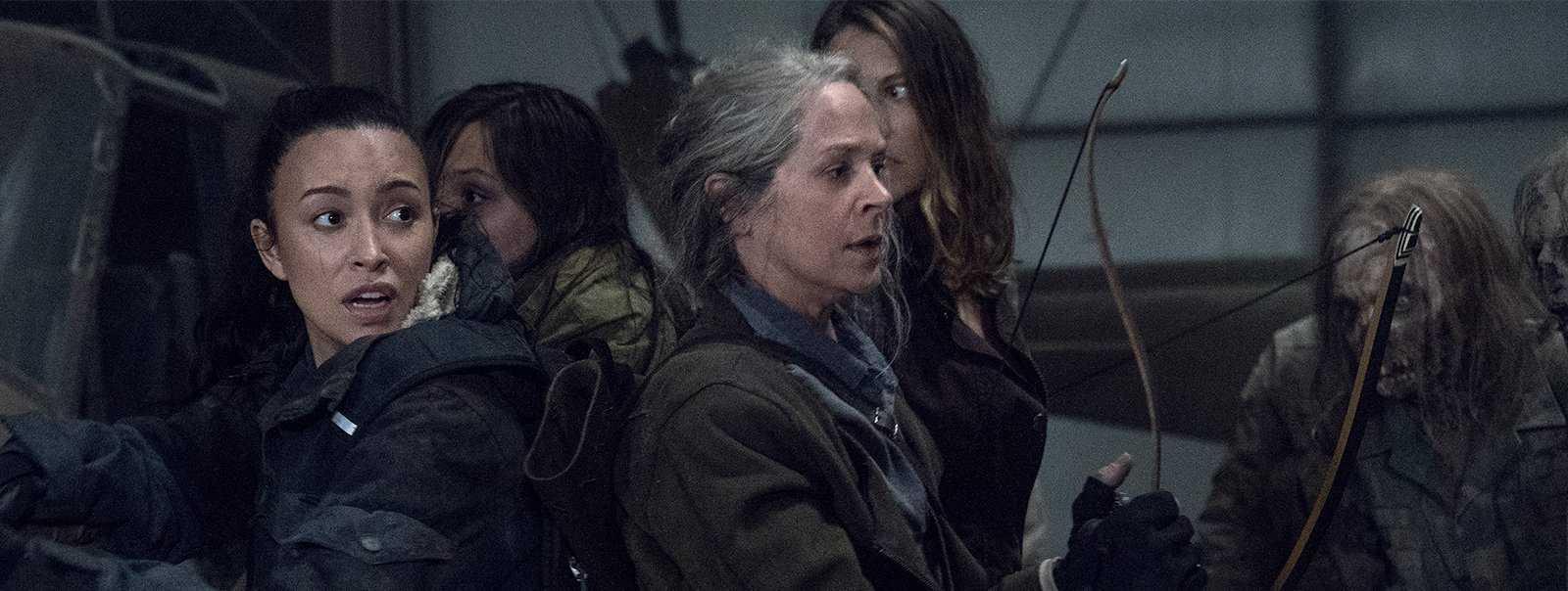 The Walking Dead temporada 11: Primeras imágenes de la temporada final