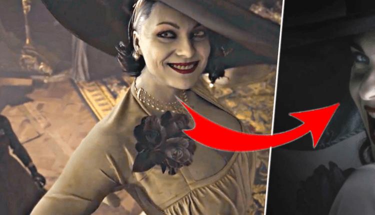 Resident Evil Village: Lady Dimitrescu realmente existe (fotos)