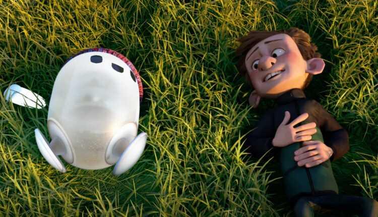 Ron desbloquea: una película animada de anticipación mientras una amistad infantil (tráiler)
