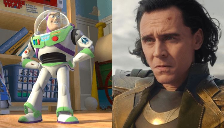 Loki: esta escena del primer episodio está inspirada en Toy Story