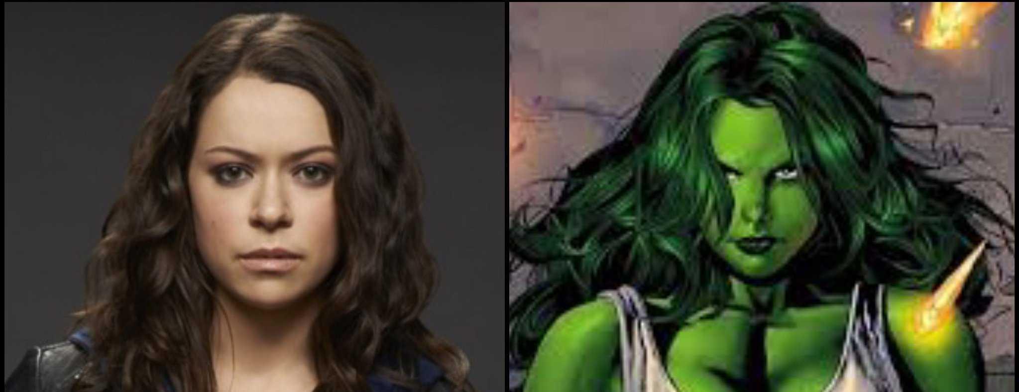 She-Hulk: Tatiana Maslany no puede esperar a que el público vea la serie