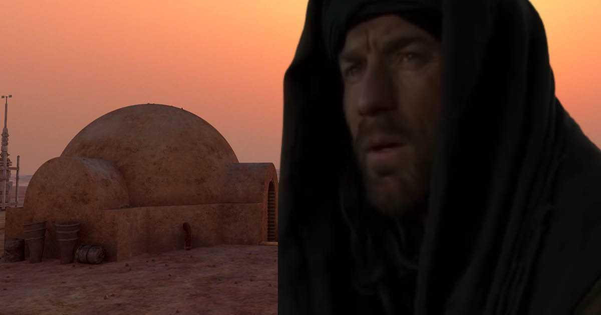 Star Wars: las primeras imágenes del regreso de Ewan McGregor como Obi-Wan