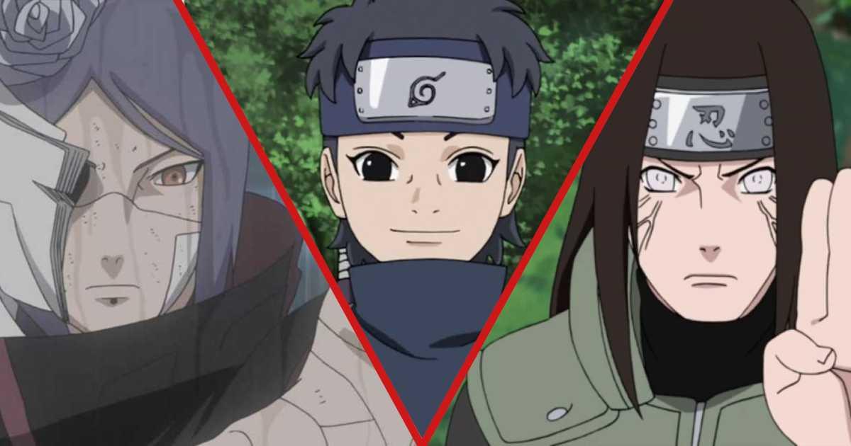 Naruto: 15 ninjas con inmenso potencial que fueron completamente olvidados en el anime