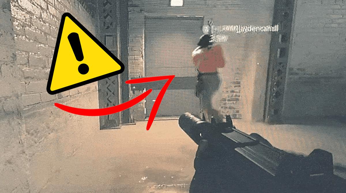 Call of Duty: no toques esa puerta, podría costarte caro