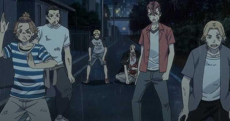 tokyo revengers episode 12