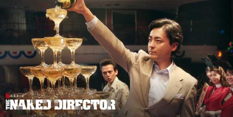 the naked director saison 2 heure