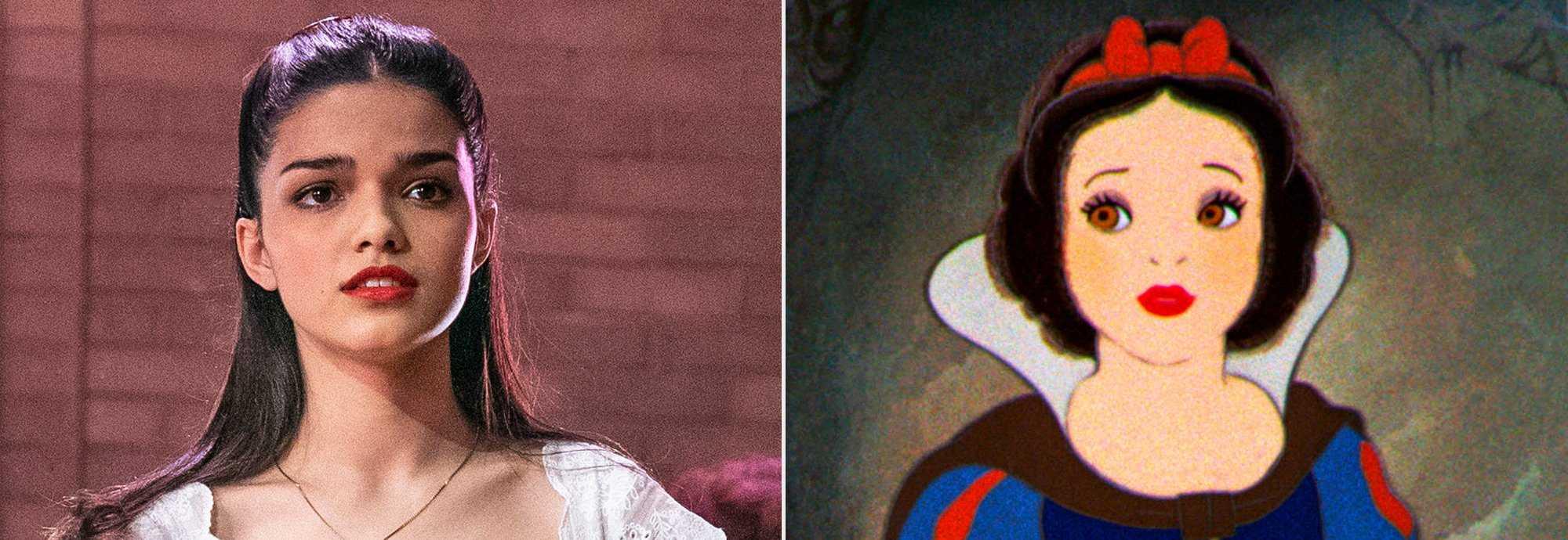 Blancanieves: Rachel Zegler, la estrella de la nueva West Side Story para el papel principal