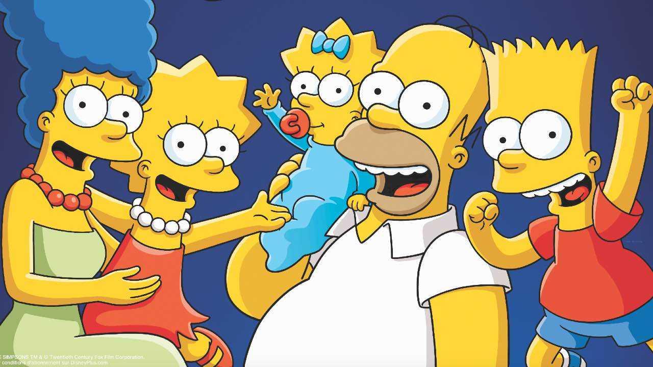 Los Simpson: una noticia muy tranquilizadora sobre el final de la serie