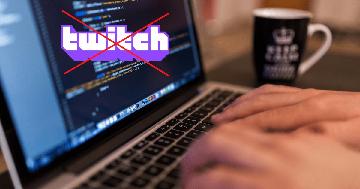 Twitch: un país bloquea la plataforma en todas sus regiones por una razón absurda