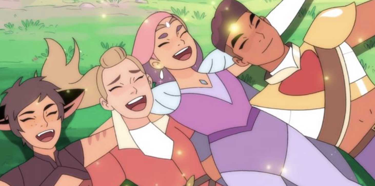 she ra et les princesses au pouvoir saison 6