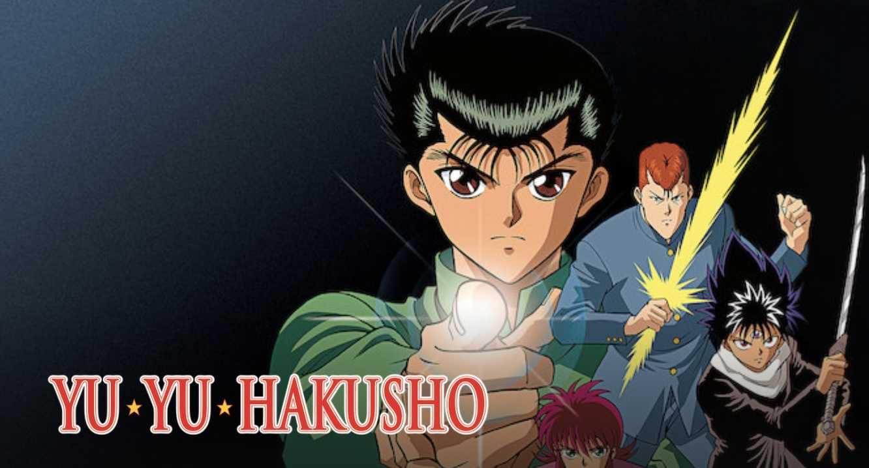 yu yu Hakusho netflix