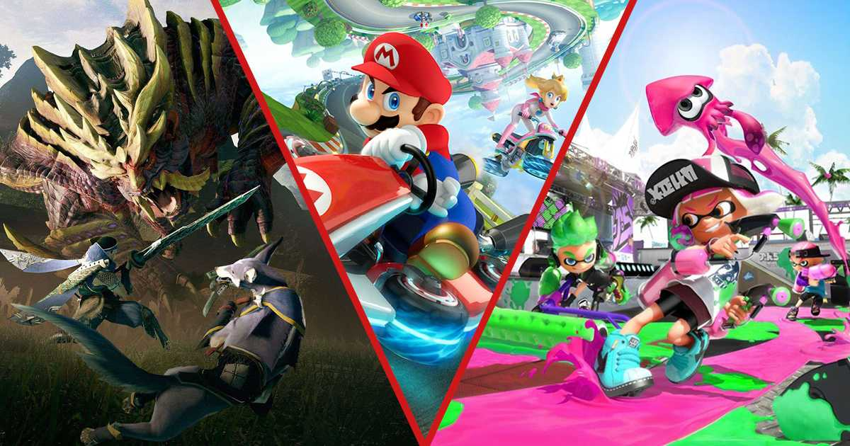Nintendo Switch: top 10 exclusivas con los modos online más divertidos de la consola