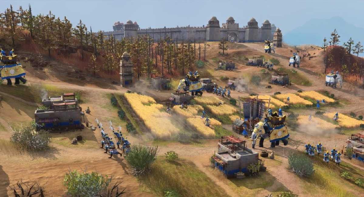 Age of Empires 4: finalmente conocemos las ocho civilizaciones jugables en el lanzamiento del juego
