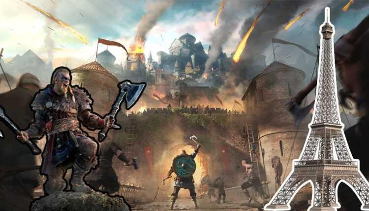 Assassin's Creed Valhalla: se filtró la segunda expansión, lluvia de información para el asedio de París