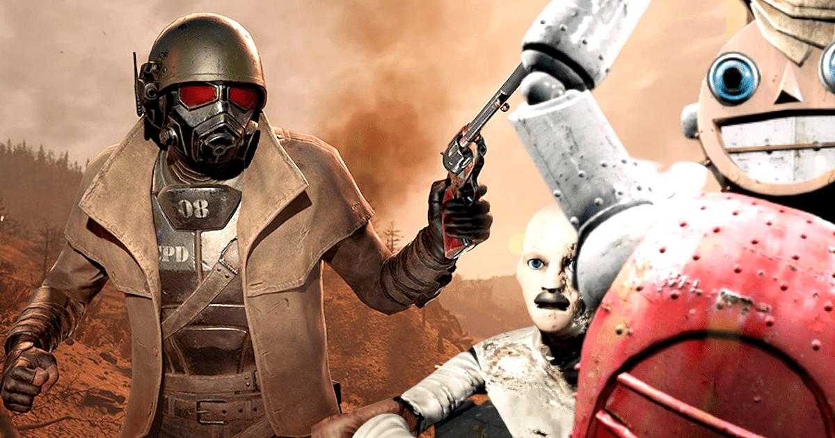 E3 2021: después de Fallout, este loco FPS causó sensación