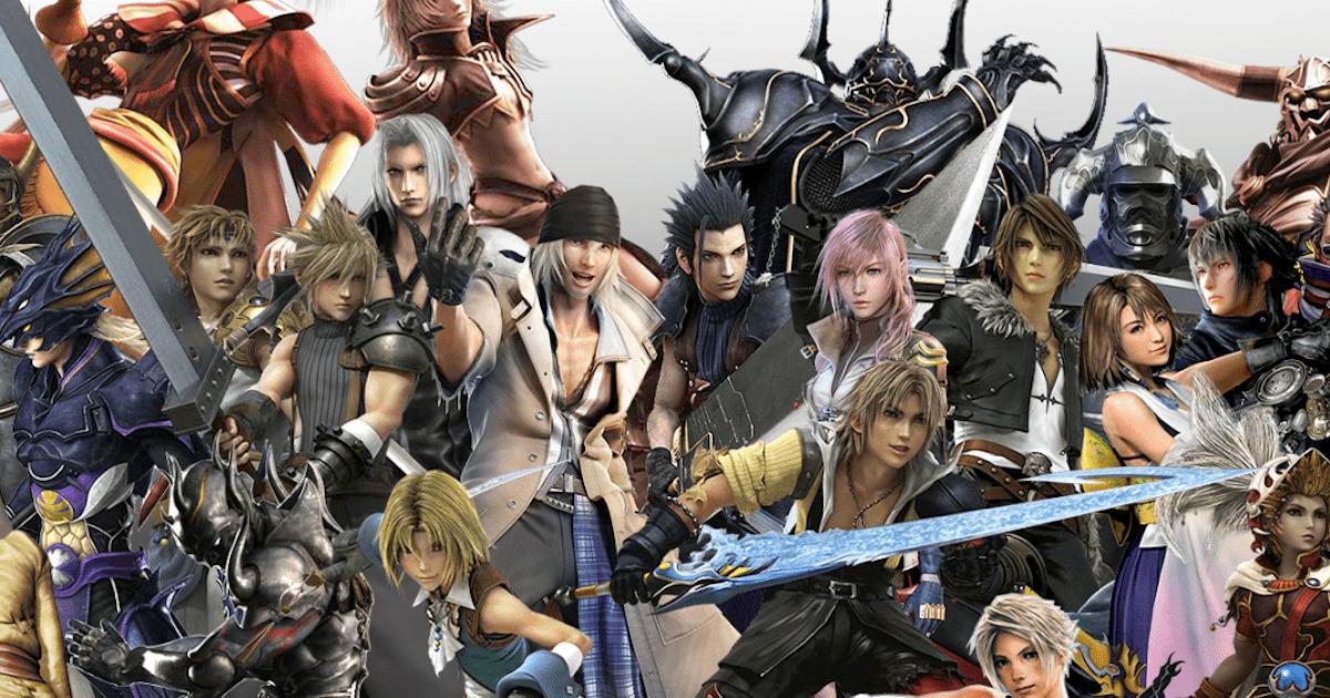 Final Fantasy: uno de los juegos más queridos por los fanáticos que se adaptará a una serie animada