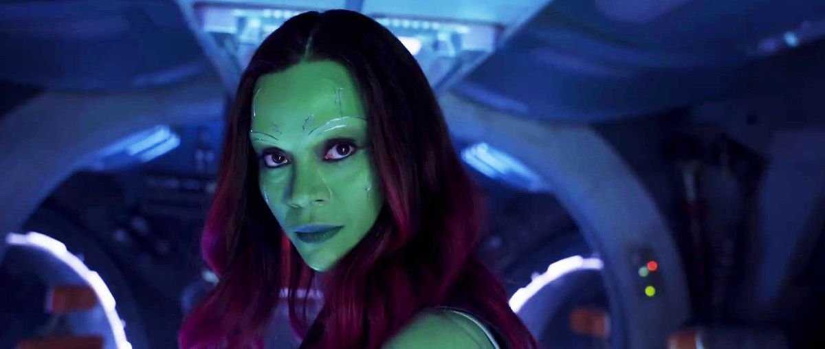 Guardianes de la Galaxia 3: ¿James Gunn ha confirmado el regreso de Zoe Saldana?