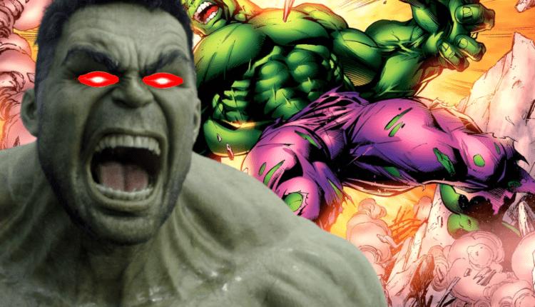 Marvel: Hulk se vuelve loco en esta nueva historia