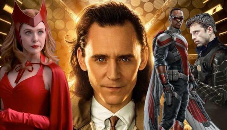 Marvel: Loki incluso más fuerte que Falcon y Wanda