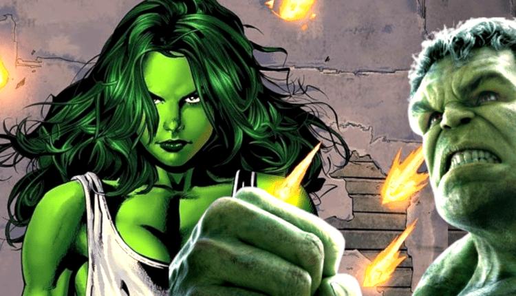Marvel: las primeras imágenes del regreso de Hulk en la serie She-Hulk en Disney +