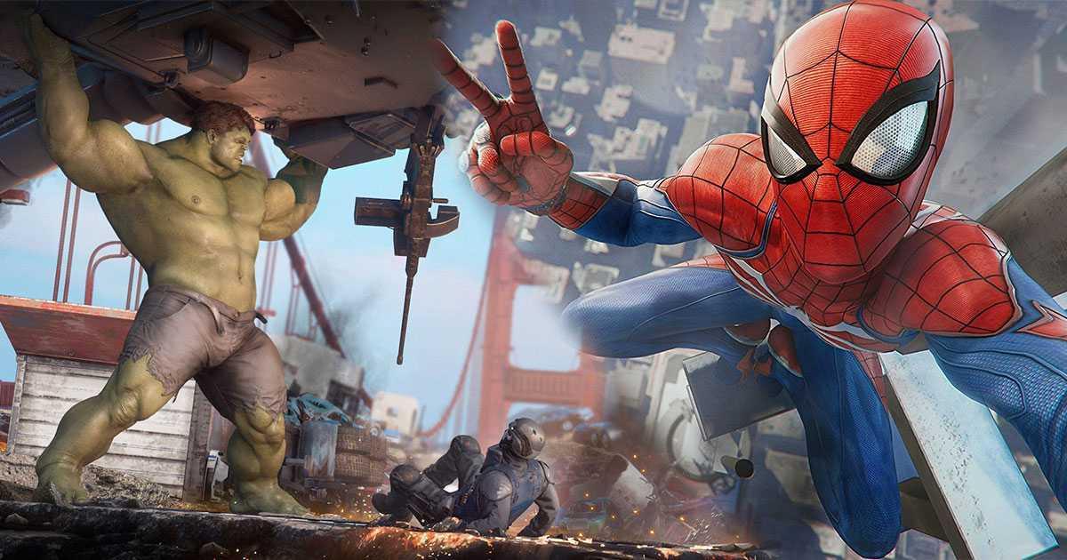 Marvel: un nuevo juego completamente diferente a los anteriores estaría en desarrollo
