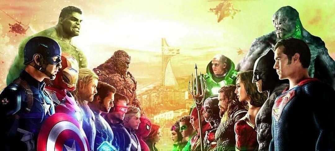 Marvel vs DC: James Gunn cree que una película cruzada es posible