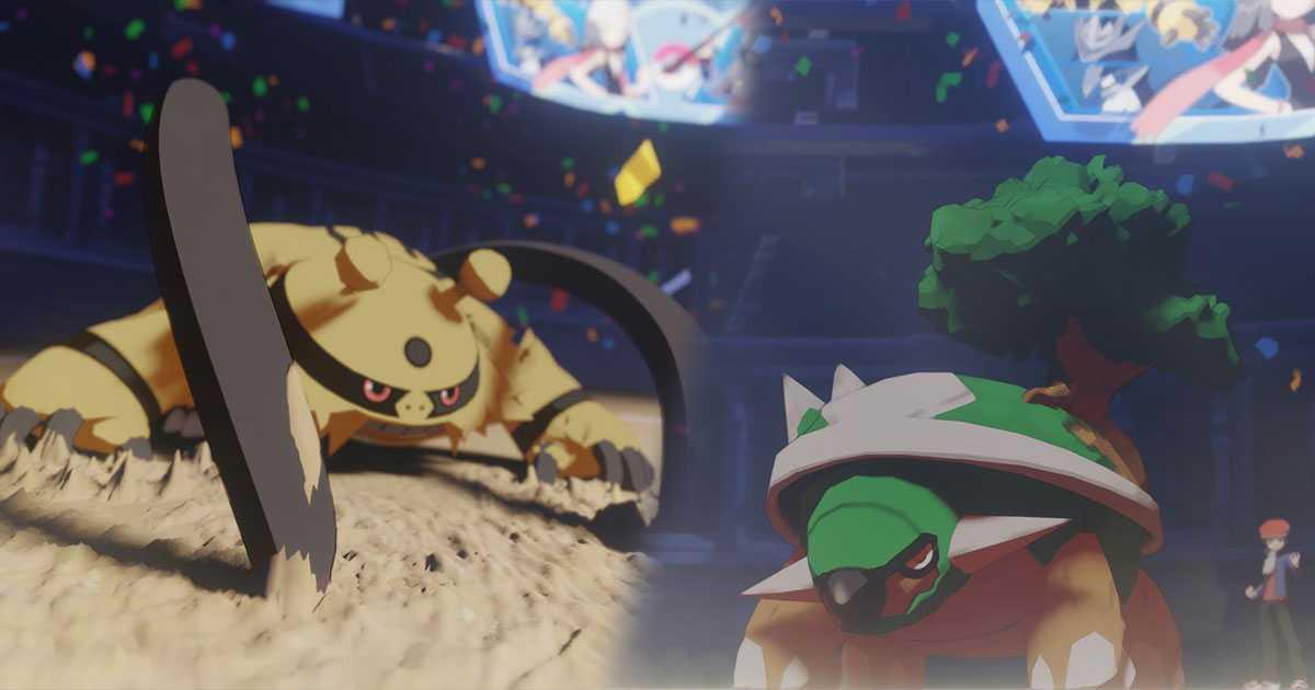 Pokémon: Pokémon Stadium en la versión 2021 es realmente sublime