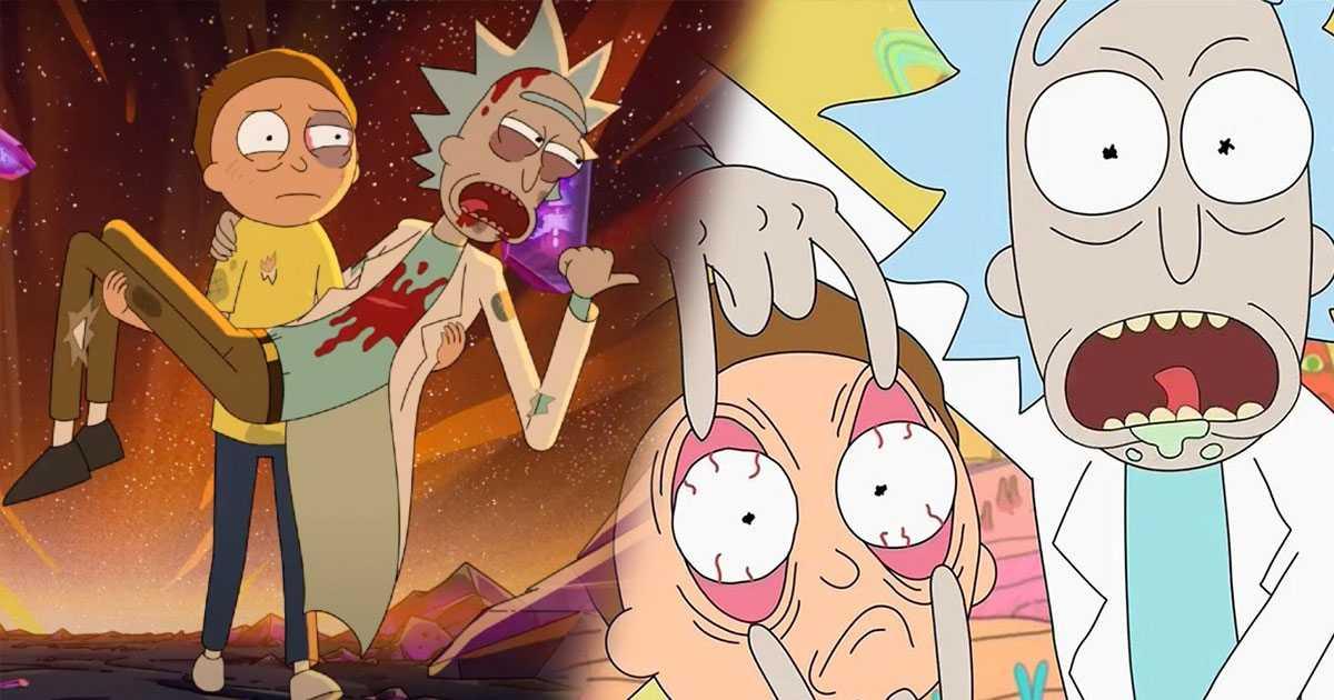 Rick & Morty: descubre sin más dilación el inicio de la temporada 5