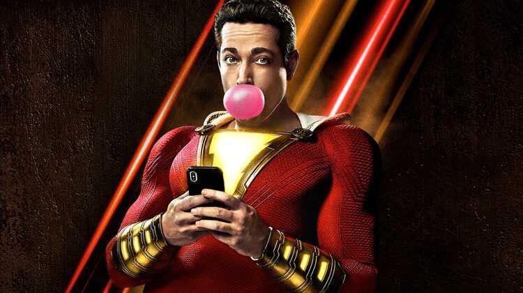 Shazam 2: se revela el nuevo disfraz de Zachary Levi (fotos y teaser)