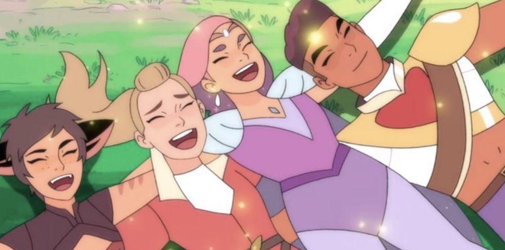 ella ra y las princesas en el poder temporada 6