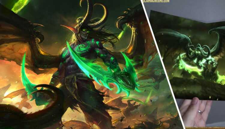 World of Warcraft: este fan hace una animación excepcional para celebrar el lanzamiento de Burning Crusade Classic
