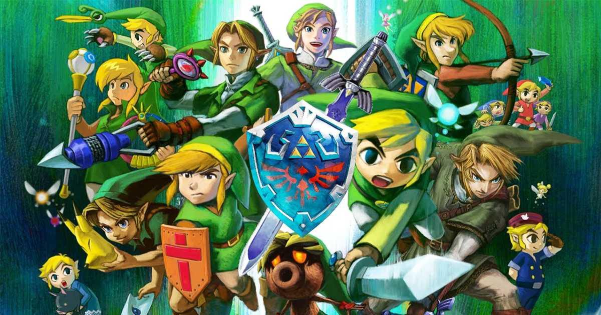 Zelda: la llegada a Switch de estos dos juegos icónicos de la saga es cada vez más precisa