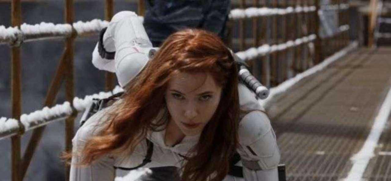 Black Widow: Natasha es una Vengadora y Red Guardian está orgullosa (anuncio de TV)