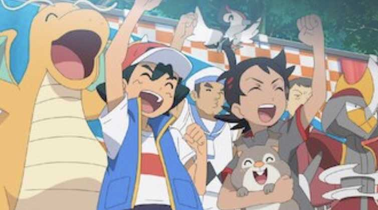 pokemon les voyages saison 2