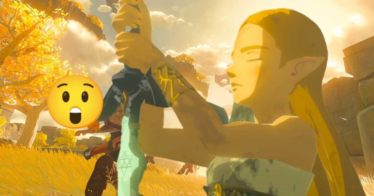 Zelda Breath of The Wild: un jugador abre este cofre que se considera imposible de encontrar