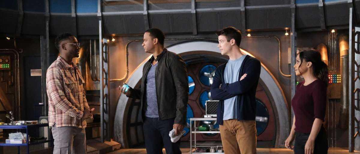 The Flash temporada 7: Imágenes del episodio 16 con Diggle y sinopsis de la final