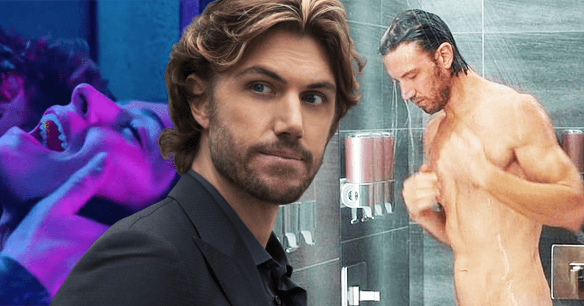 Sex / Life en Netflix: Adam Demos da todos los detalles del rodaje en la escena de la ducha