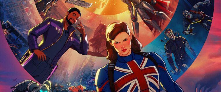 Y si…?  : Tráiler de la serie animada de Marvel con superhéroes de MCU