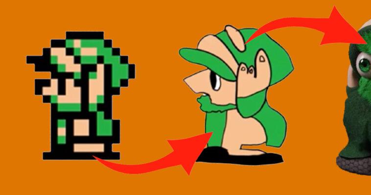 Link's Awakening: Link imaginado en 3D es tan feo que te hace llorar de risa