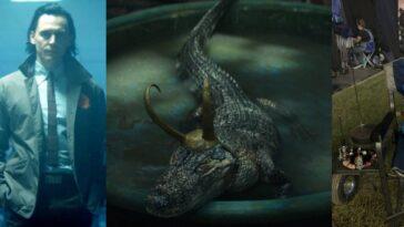 Loki: Así luce Alligator Loki sin efectos especiales y es muy gracioso (en la foto)