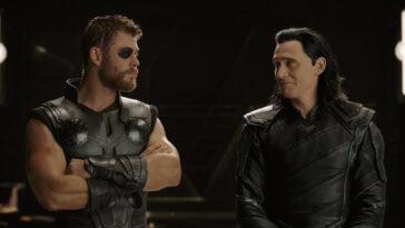 Loki: ¡Chris Hemsworth ha duplicado a Frog Thor!