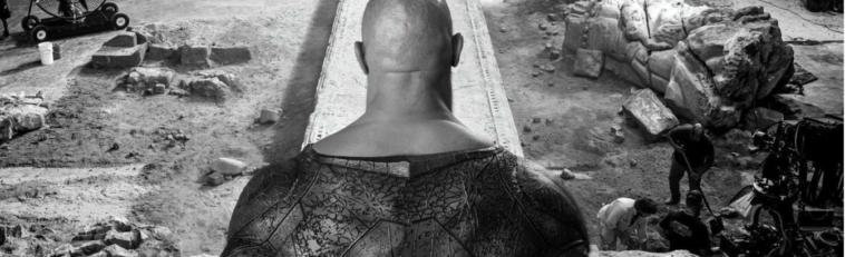 Black Adam: Dwayne Johnson comparte un adelanto de su disfraz sin relleno