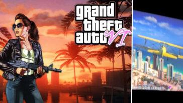 GTA VI: las primeras imágenes prometedoras del juego se habrían filtrado