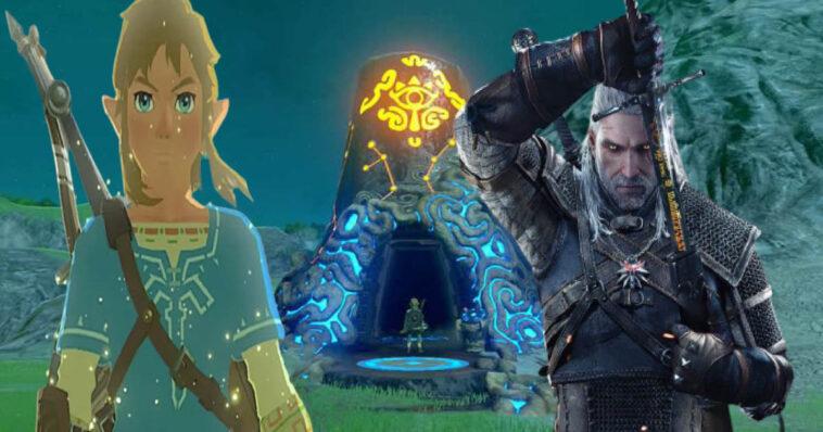 Skyrim, Zelda Breath of the Wild, estos ocho juegos que nos gusta rehacer regularmente