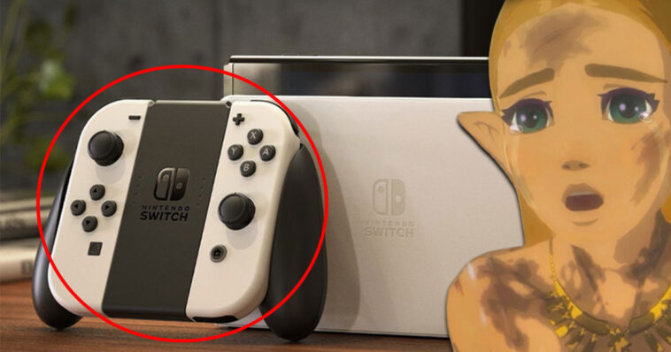 Nintendo Switch OLED: no esperes un milagro para los Joy-Cons