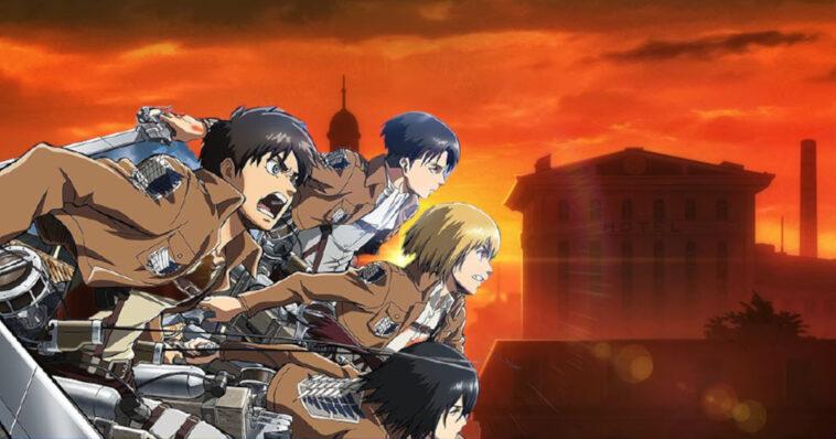 Netflix: uno de los mejores animes después de que Attack on Titan acaba de presentar su segunda temporada