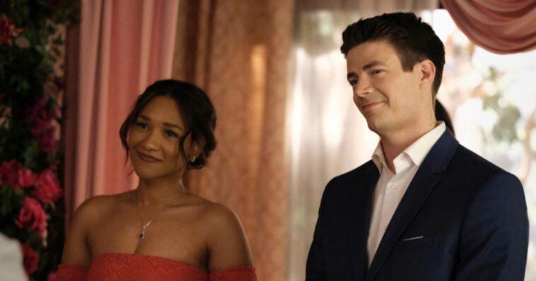 The Flash temporada 7: Barry e Iris renuevan sus votos en la final (fotos)